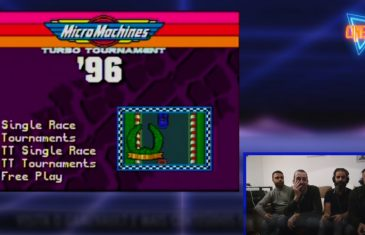 micro machines 96 lets play portugal
