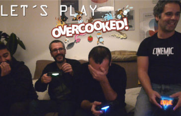 Lets Play Overcooked Cinemic