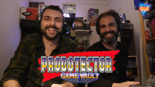 probotector lets play cinemic