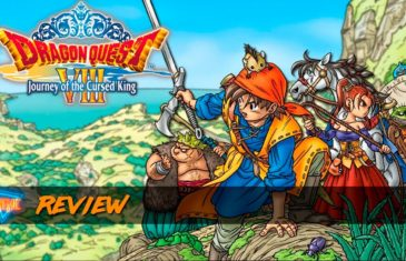 Dragon Quest VIII journey of the cursed king 3ds review