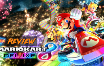Mario Kart 8 Deluxe Review Switch PT portugal