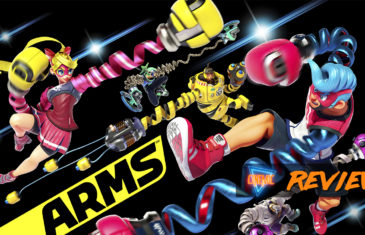 Arms Nintendo Switch Review Cinemic