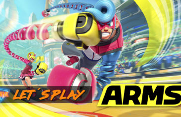 Arms Lets Play two players