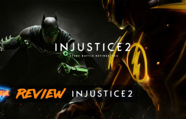 Cinemic Injustice 2 Review