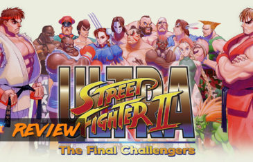 ultra street fighter 2 final challengers cinemic review
