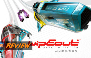 Wipeout Omega Collection Cinemic Review