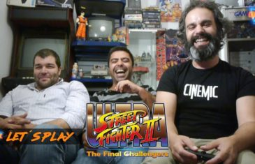 Ultra Street Fighter 2 Lets play two players