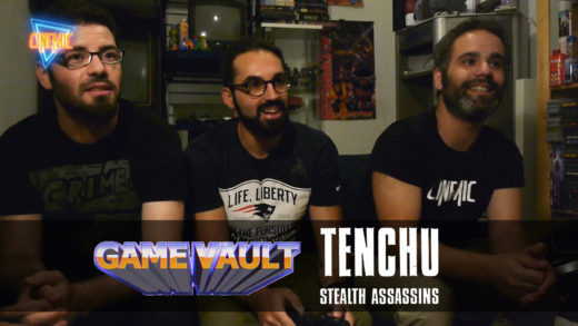 Lets Play Tenchu Cinemic Rubber Chicken Games
