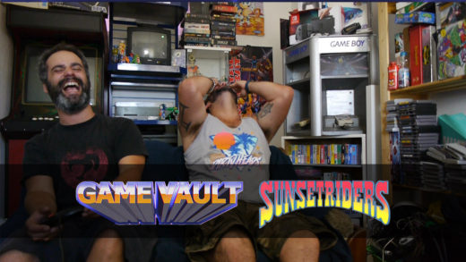 Lets Play Sunset Riders Gamevault Cinemic