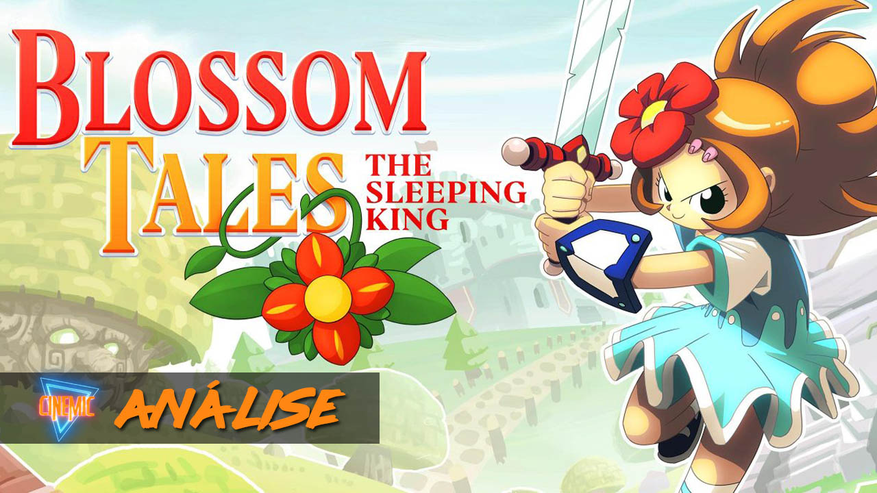Análise Blossom Tales: The Sleeping King
