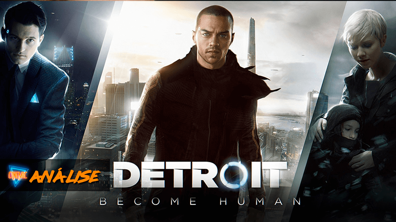 Analise Detroit Become Human Ps4 PT Portugal