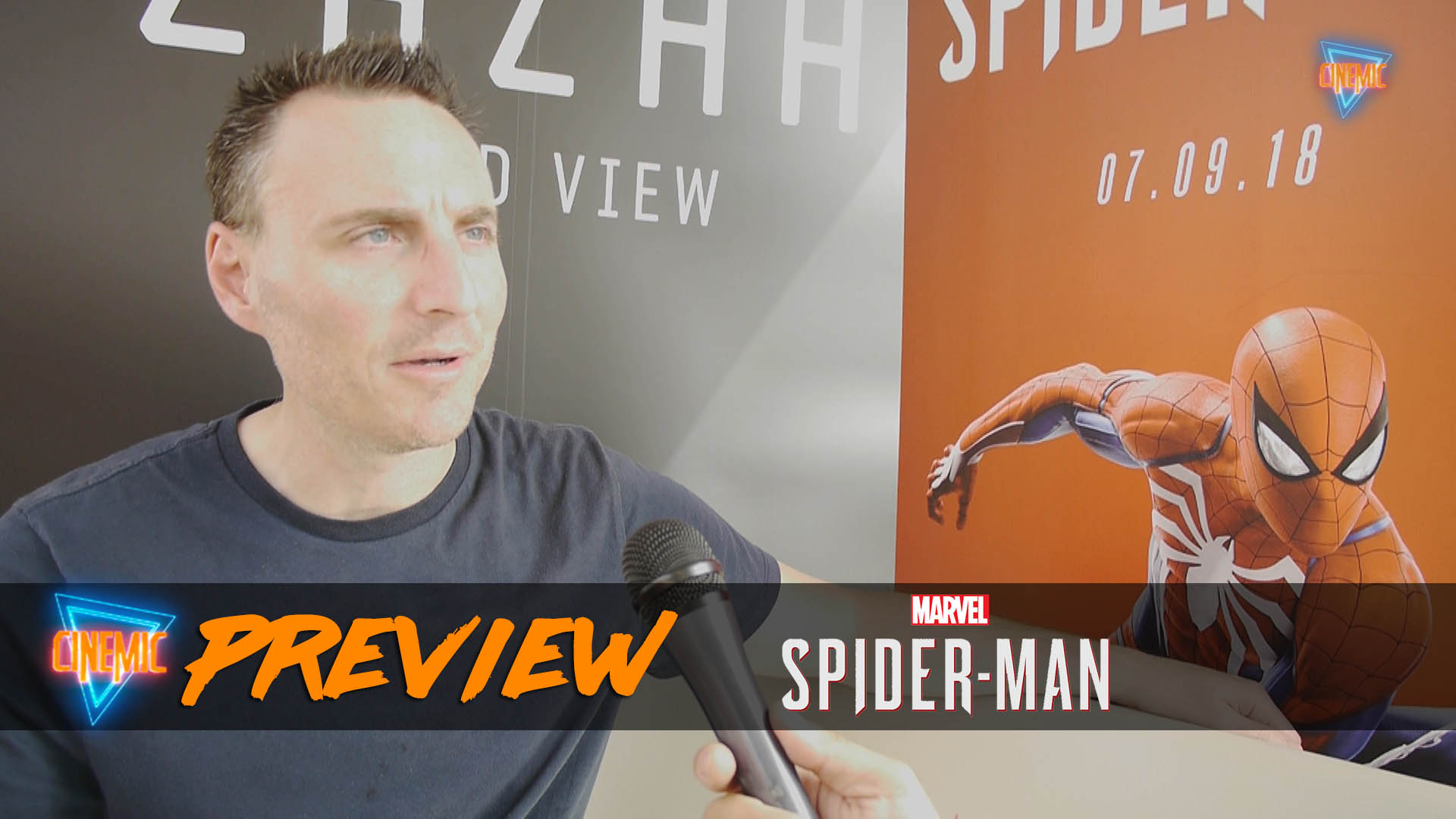 Marvel´s Spider-Man | PS4 Preview Interview Entrevista